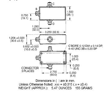 MACOM - Product Detail - H-8-4-SMA on