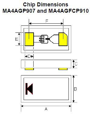 MACOM - Product Detail - MA4AGFCP910